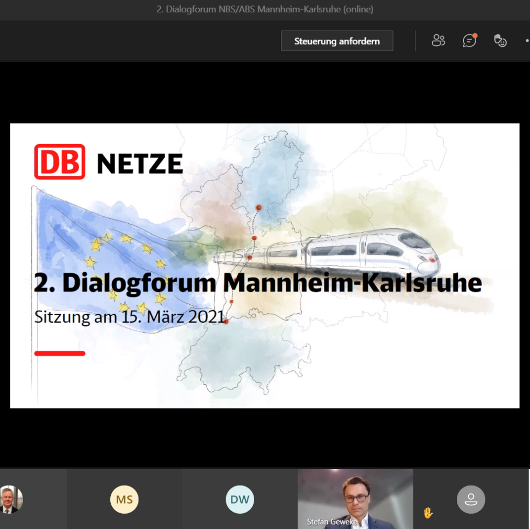 Dialogforum Mannheim-Karlsruhe